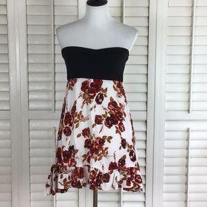 Volcom Strapless Dress Size M